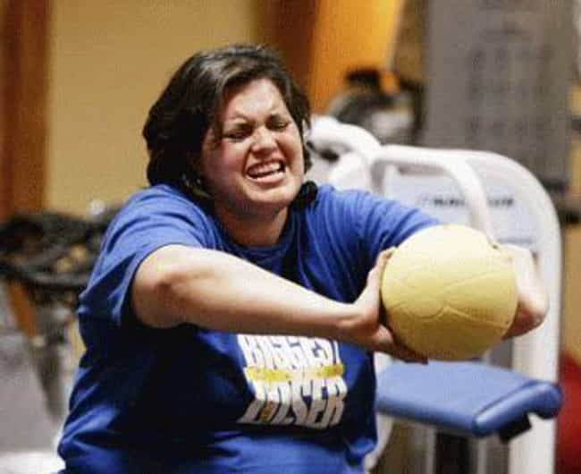 Contestants Work Out For Up To... is listed (or ranked) 1 on the list The Biggest Loser Is Secretly One Of The Most Brutal And Dangerous Reality Shows Ever Made