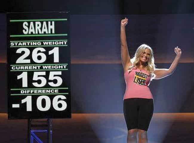 Contestants Are Restricted To ... is listed (or ranked) 2 on the list The Biggest Loser Is Secretly One Of The Most Brutal And Dangerous Reality Shows Ever Made