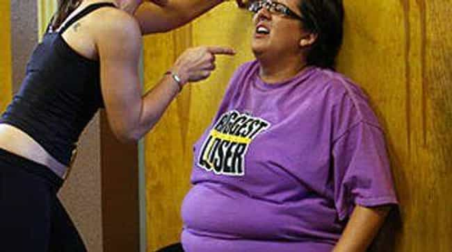 Contestants Are Shamed Into Lo... is listed (or ranked) 3 on the list The Biggest Loser Is Secretly One Of The Most Brutal And Dangerous Reality Shows Ever Made