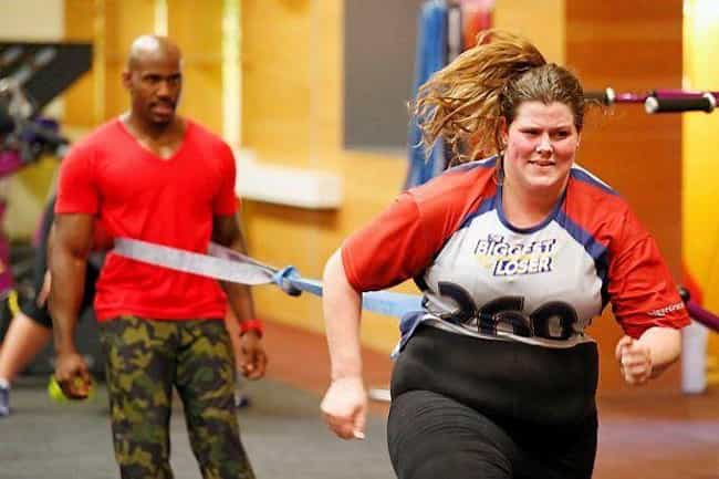Contestants Are Rumored To Be ... is listed (or ranked) 4 on the list The Biggest Loser Is Secretly One Of The Most Brutal And Dangerous Reality Shows Ever Made