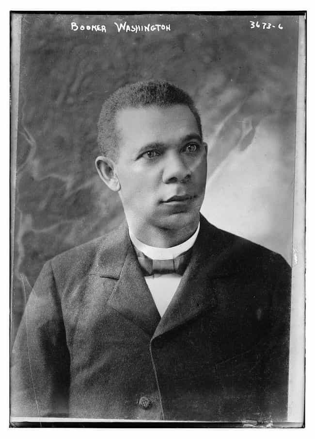 Part Of The Reason Roosevelt E... is listed (or ranked) 2 on the list Teddy Roosevelt Invited Booker T. Washington to The White House And America Lost Its Mind
