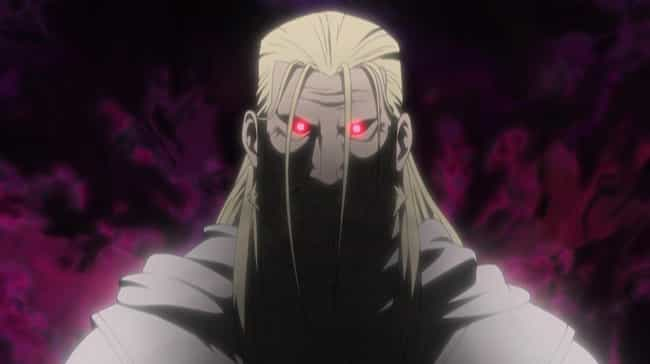 Father - Fullmetal Alchemist: ... is listed (or ranked) 4 on the list The 16 Smartest Anime Villains Of All Time