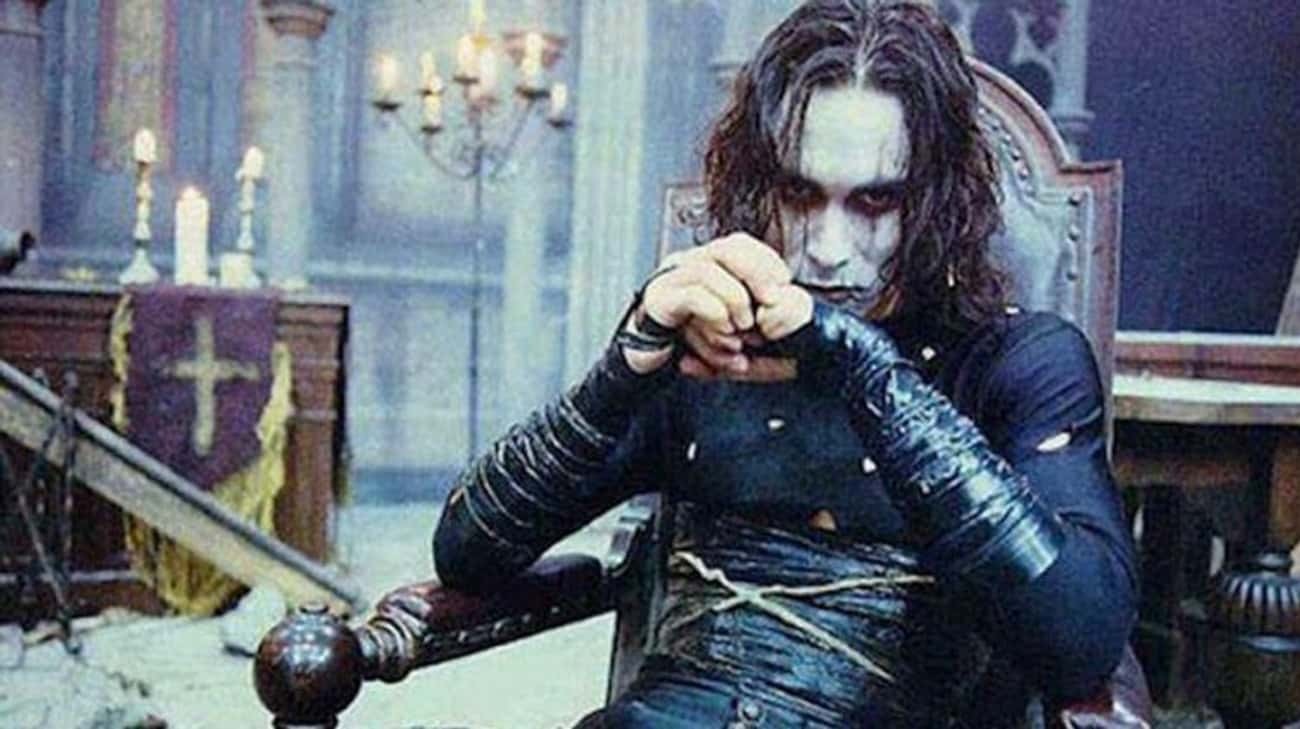 'The Crow' Brought Devil's Night Into Pop Culture