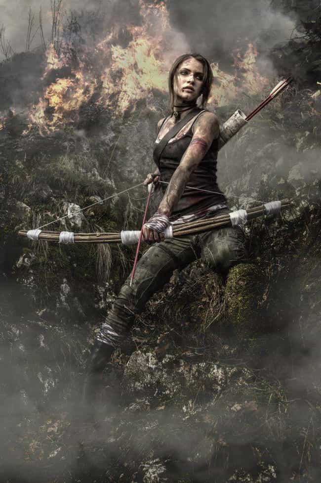 A Very Detail-Oriented L... is listed (or ranked) 2 on the list Spectacular Tomb Raider Cosplays That Do Lara Croft Justice