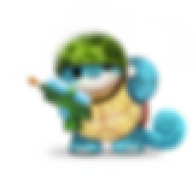 Squirt-Gun Squirtle is listed (or ranked) 2 on the list This Artist Redesigned Pokémon To Make Even The Most Fearsome Creatures Look Downright Adorable