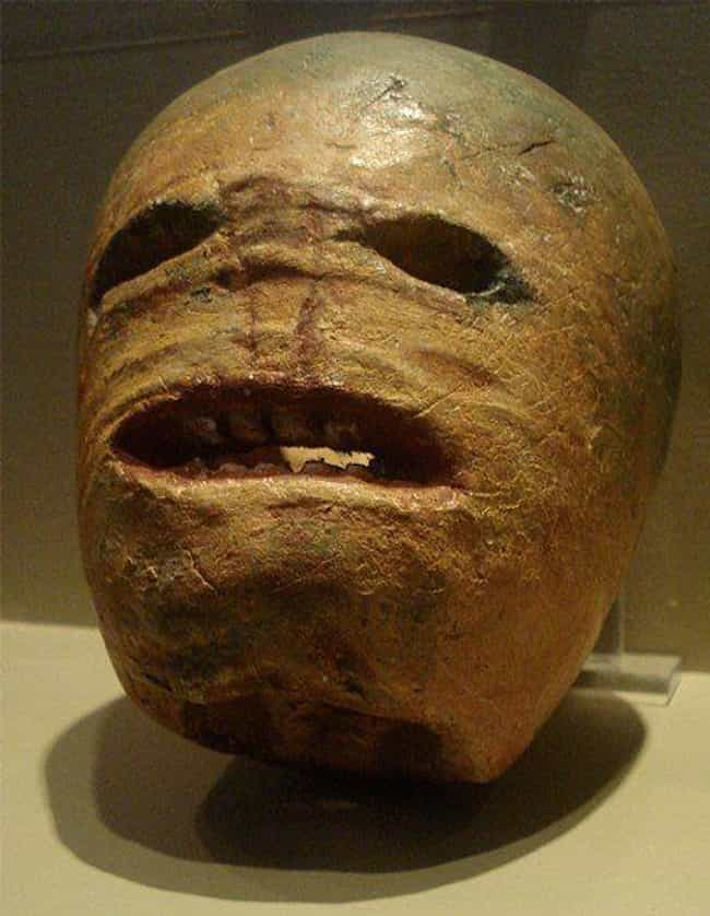 Carved Turnips And Other... is listed (or ranked) 6 on the list The Right Way To Celebrate An Authentic Pagan Halloween