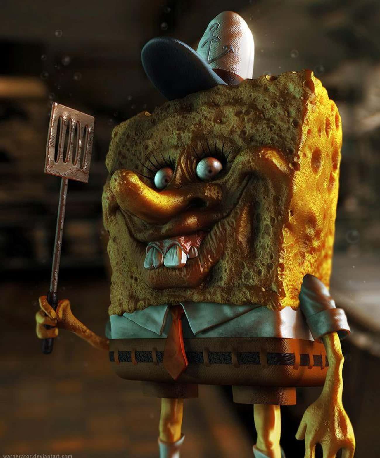 Spongebob: Order Up!