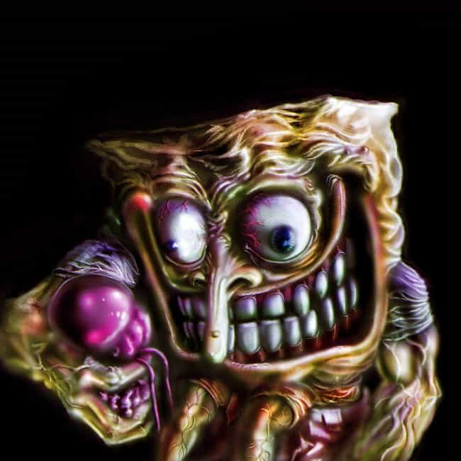 Spongebob: Tales Of The ... is listed (or ranked) 4 on the list 18 Pieces Of Spongebob Fan Art That Took Things WAY Too Far