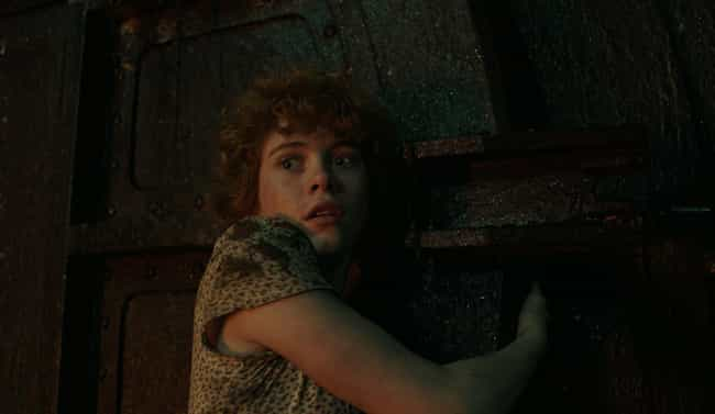 Beverly Marsh Becomes A ... is listed (or ranked) 4 on the list Horrifying Things That Happened In The Book 'IT' Way Too Awful for the Movies