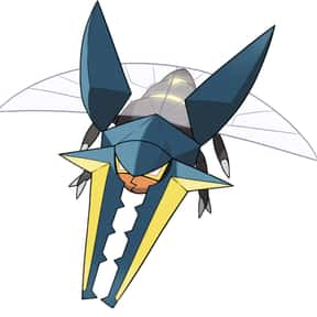 Vikavolt is listed (or ranked) 19 on the list The Best Bug Pokemon of All Time