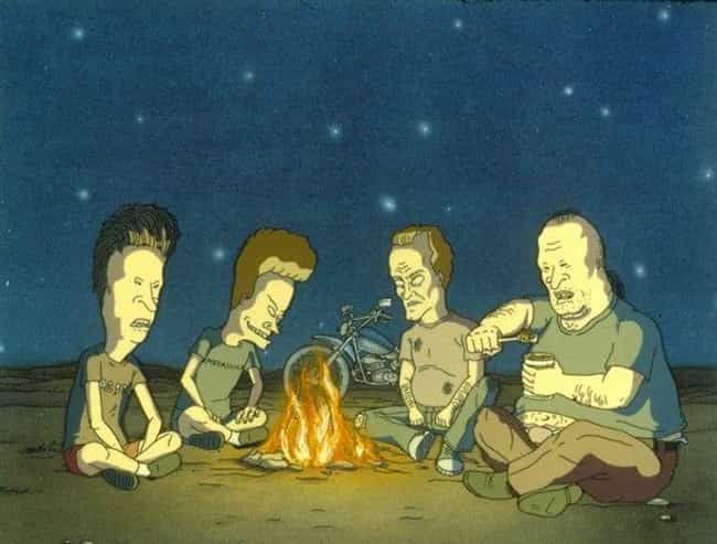 Beavis And Butt-Head Are... is listed (or ranked) 3 on the list Beavis And Butt-Head Fan Theories That Will Completely Change How You Remember MTV In The '90s