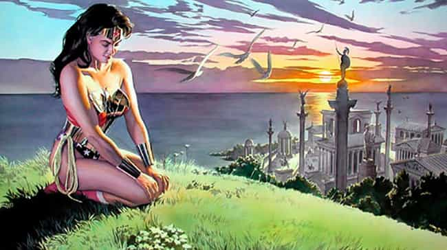 Spirit of Truth is listed (or ranked) 4 on the list The Best Wonder Woman Storylines in Comics