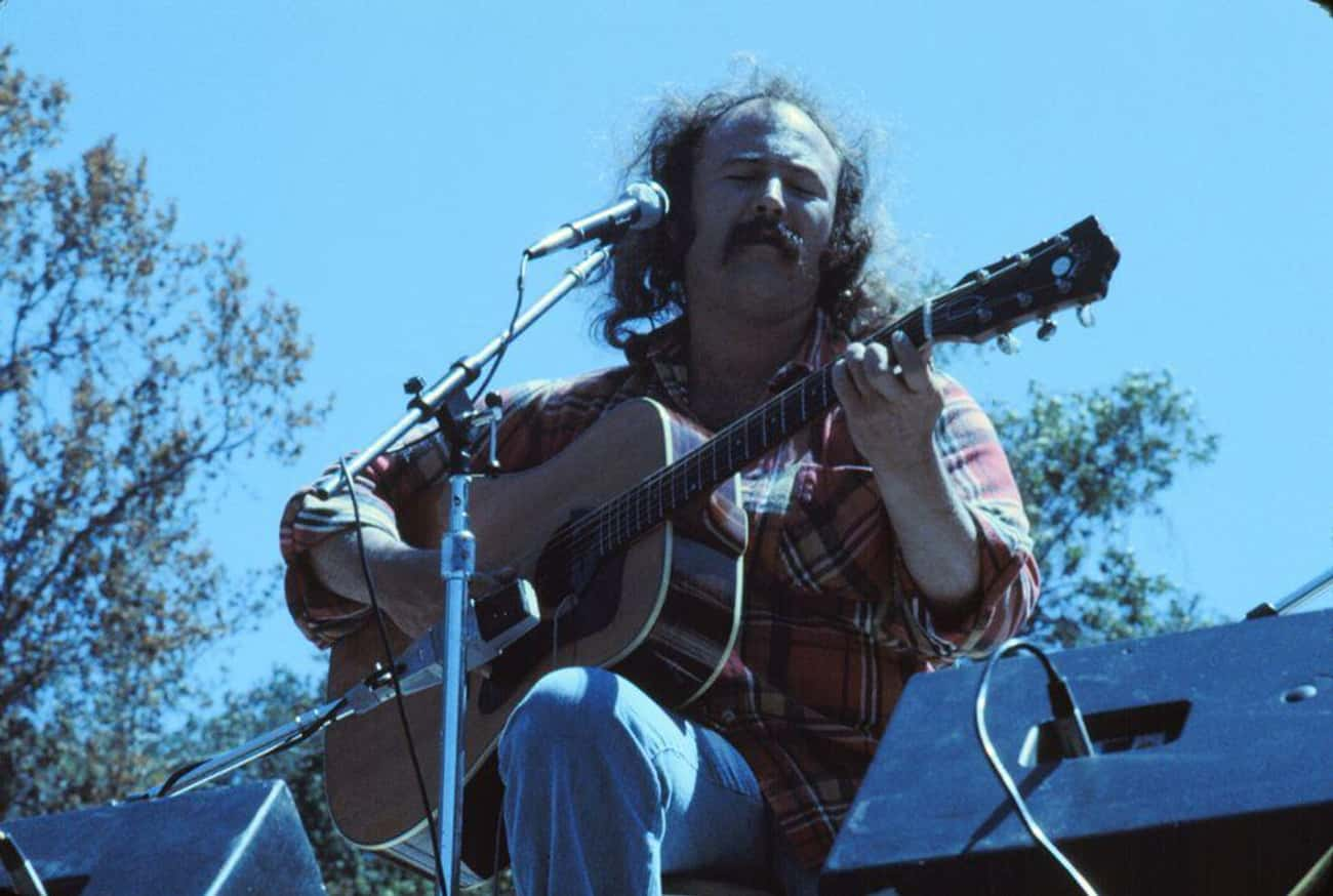 He Stopped A Recording Session is listed (or ranked) 1 on the list Unbelievable Stories From David Crosby's Drug-Fueled Decades Of Living Dangerously