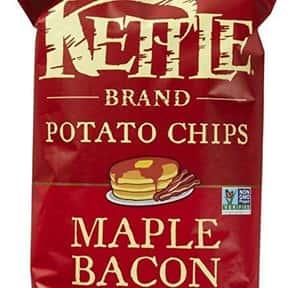 Kettle Brand Maple Bacon Potato Chips