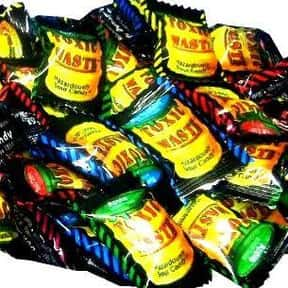 Toxic Wate Hazardously Sour Ca is listed (or ranked) 12 on the list The Most Delicious Sour Candy