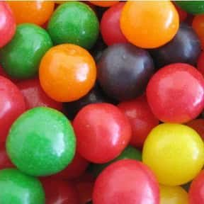 Chewy Fruit Sour Balls is listed (or ranked) 21 on the list The Most Delicious Sour Candy