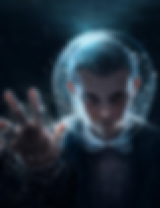 A Bubbly Personality is listed (or ranked) 3 on the list Refreshingly Cool Fan Art Of Eleven From Stranger Things