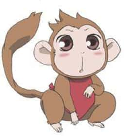 Mamoru is listed (or ranked) 1 on the list The Best Anime Monkey Characters