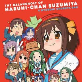 Melancholy of Haruhi-chan Suzu is listed (or ranked) 15 on the list The 25+ Best Chibi Anime