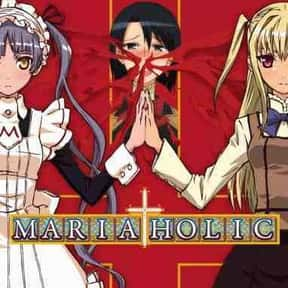 Maria Holic is listed (or ranked) 23 on the list The 25+ Best Chibi Anime