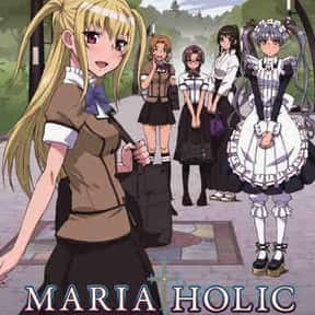 Maria Holic Alive is listed (or ranked) 20 on the list The 25+ Best Chibi Anime