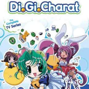 Di Gi Charat is listed (or ranked) 21 on the list The 25+ Best Chibi Anime
