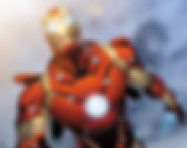 Stark Resilient is listed (or ranked) 2 on the list The Best Iron Man Storylines in Comics