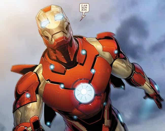 Stark Resilient is listed (or ranked) 3 on the list The Best Iron Man Storylines in Comics