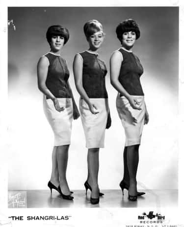 They Signed Their First Record is listed (or ranked) 2 on the list Wild Stories About The Shangri-Las, The High School Girls Who Inspired Punk