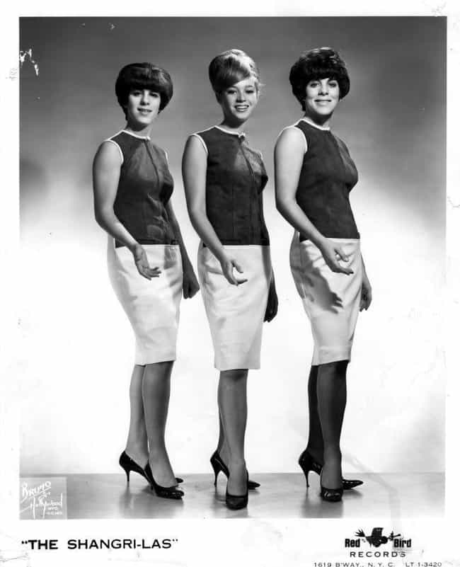 They Signed Their First ... is listed (or ranked) 2 on the list Wild Stories About The Shangri-Las, The High School Girls Who Inspired Punk