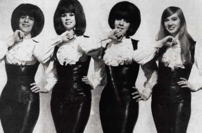 They Performed With Jame... is listed (or ranked) 4 on the list Wild Stories About The Shangri-Las, The High School Girls Who Inspired Punk