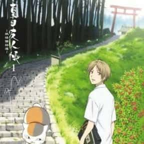 Natsume Yuujinchou is listed (or ranked) 3 on the list The 25+ Best Anime Set in the Countryside