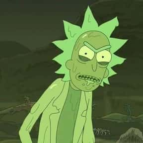 Toxic Rick is listed (or ranked) 3 on the list Every Rick From Rick & Morty, Ranked By Sheer Rickishness