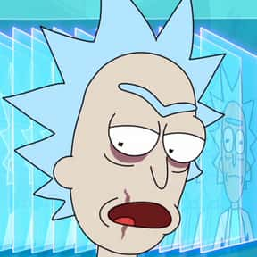 Evil Rick is listed (or ranked) 5 on the list Every Rick From Rick & Morty, Ranked By Sheer Rickishness
