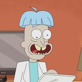 Rick J19ζ7 (Doofus Rick) is listed (or ranked) 12 on the list Every Rick From Rick & Morty, Ranked By Sheer Rickishness
