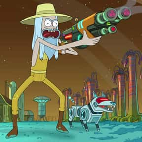 Farmer Rick is listed (or ranked) 16 on the list Every Rick From Rick & Morty, Ranked By Sheer Rickishness