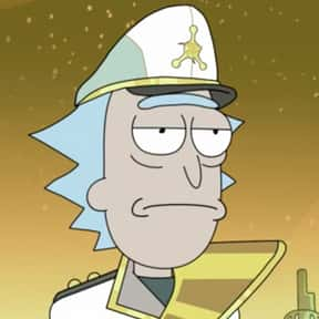 Commander-In-Chief Rick is listed (or ranked) 18 on the list Every Rick From Rick & Morty, Ranked By Sheer Rickishness