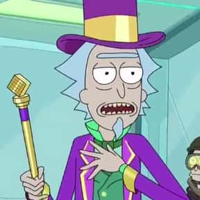 Rick D. Sanchez III is listed (or ranked) 9 on the list Every Rick From Rick & Morty, Ranked By Sheer Rickishness