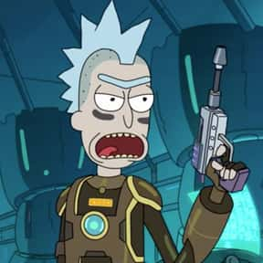 Rick D-99 is listed (or ranked) 8 on the list Every Rick From Rick & Morty, Ranked By Sheer Rickishness