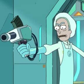 Rick J-22 is listed (or ranked) 7 on the list Every Rick From Rick & Morty, Ranked By Sheer Rickishness