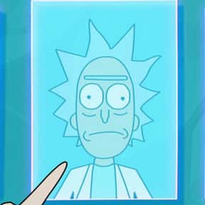 Super Weird Rick is listed (or ranked) 14 on the list Every Rick From Rick & Morty, Ranked By Sheer Rickishness