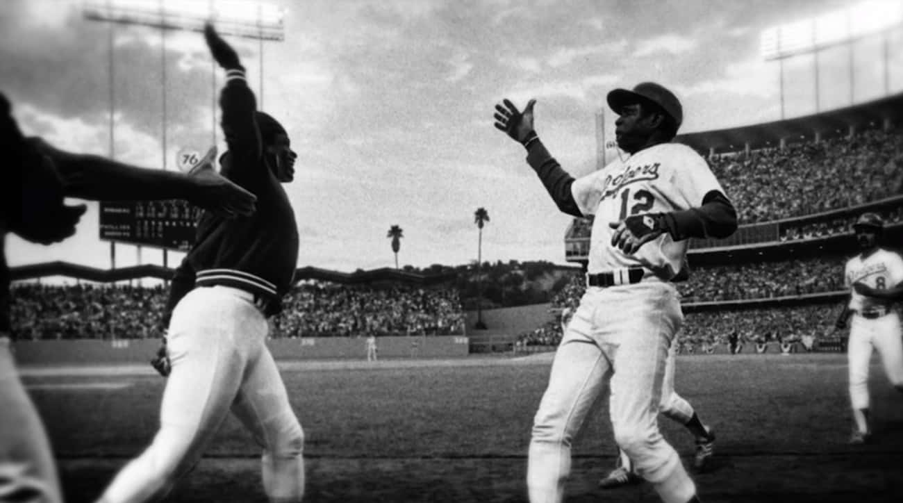Did The First High Five Occur During A 1977 Baseball Game?