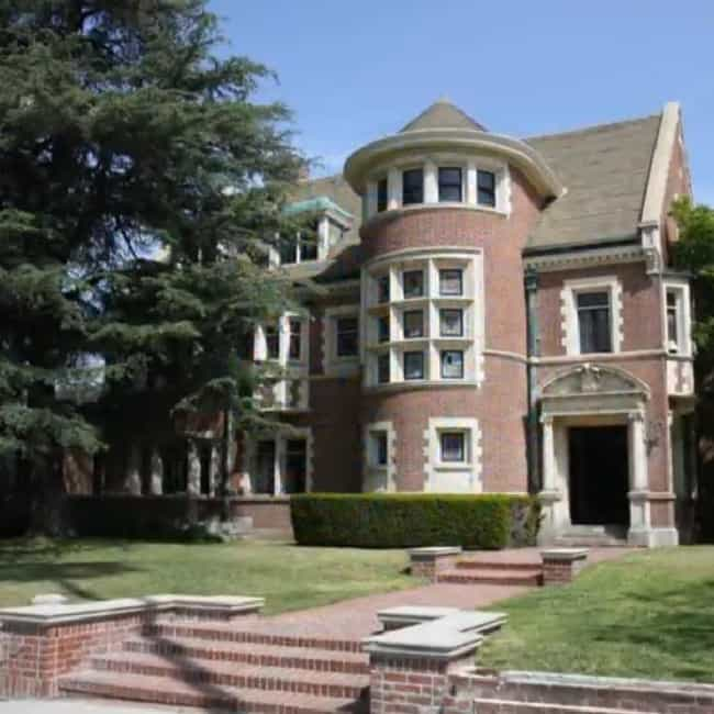Rosenheim Mansion is listed (or ranked) 4 on the list All The Creepy Real Life Locations From 'American Horror Story' You Can Actually Visit
