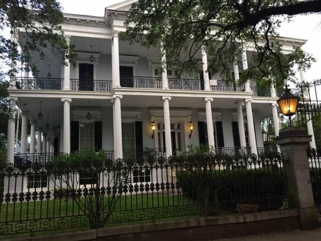 The Buckner Mansion is listed (or ranked) 1 on the list All The Creepy Real Life Locations From 'American Horror Story' You Can Actually Visit
