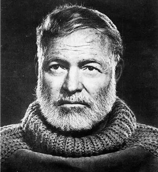 The News Came Out In 200... is listed (or ranked) 1 on the list Ernest Hemingway Was Secretly Hired As A KGB Spy - And Sucked At It