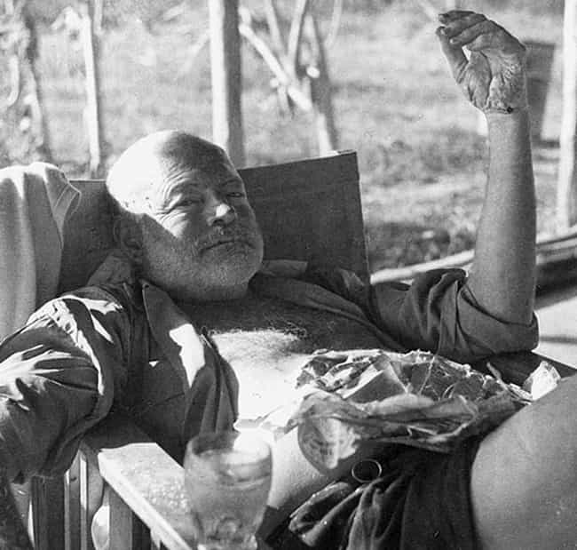 He Had A Codename And Ev... is listed (or ranked) 2 on the list Ernest Hemingway Was Secretly Hired As A KGB Spy - And Sucked At It
