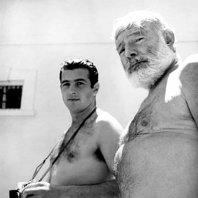 Hemingway Was OG Antifa, Which... is listed (or ranked) 4 on the list Ernest Hemingway Was Secretly Hired As A KGB Spy - And Sucked At It