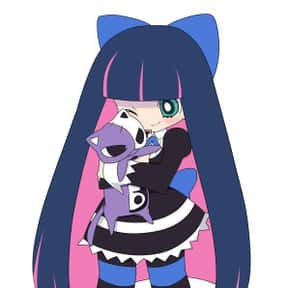 Stocking Anarchy is listed (or ranked) 16 on the list Best Multicolor Hair Anime Characters