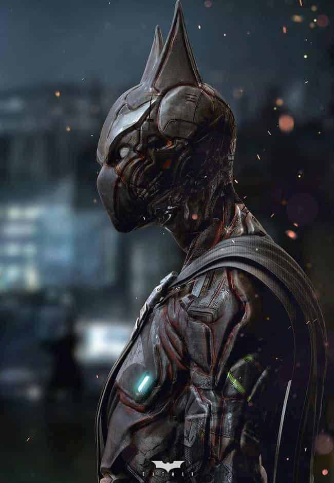 Beware The ZombieBat is listed (or ranked) 4 on the list Incredibly Realistic Batman Beyond Fan Art That'll Make You Want A Live-Action Adaptation