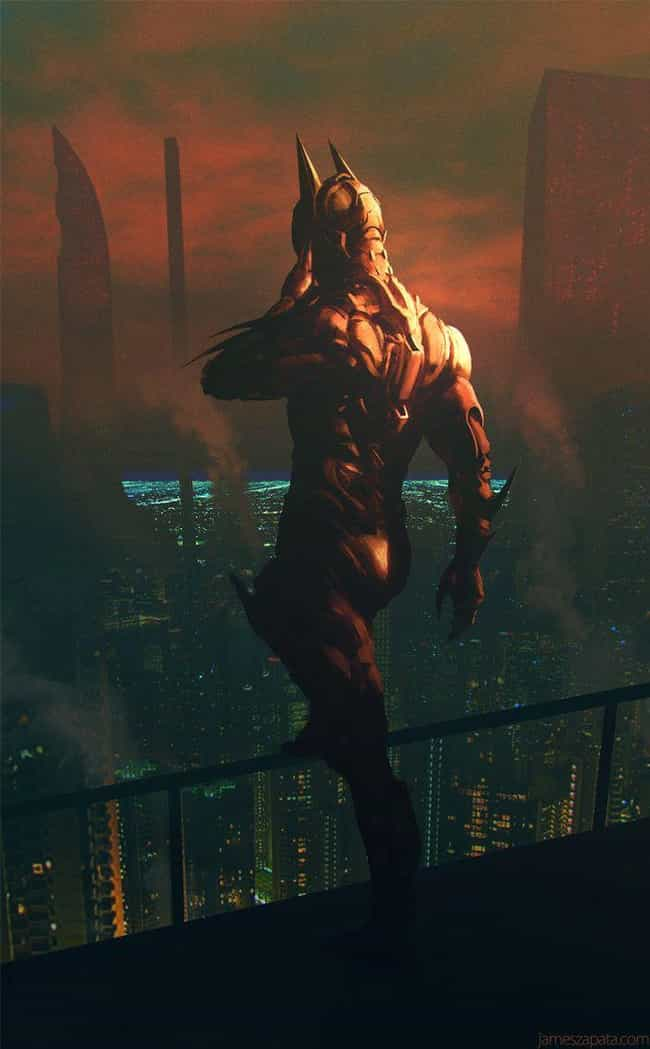 A Vigilant Batman is listed (or ranked) 1 on the list Incredibly Realistic Batman Beyond Fan Art That'll Make You Want A Live-Action Adaptation